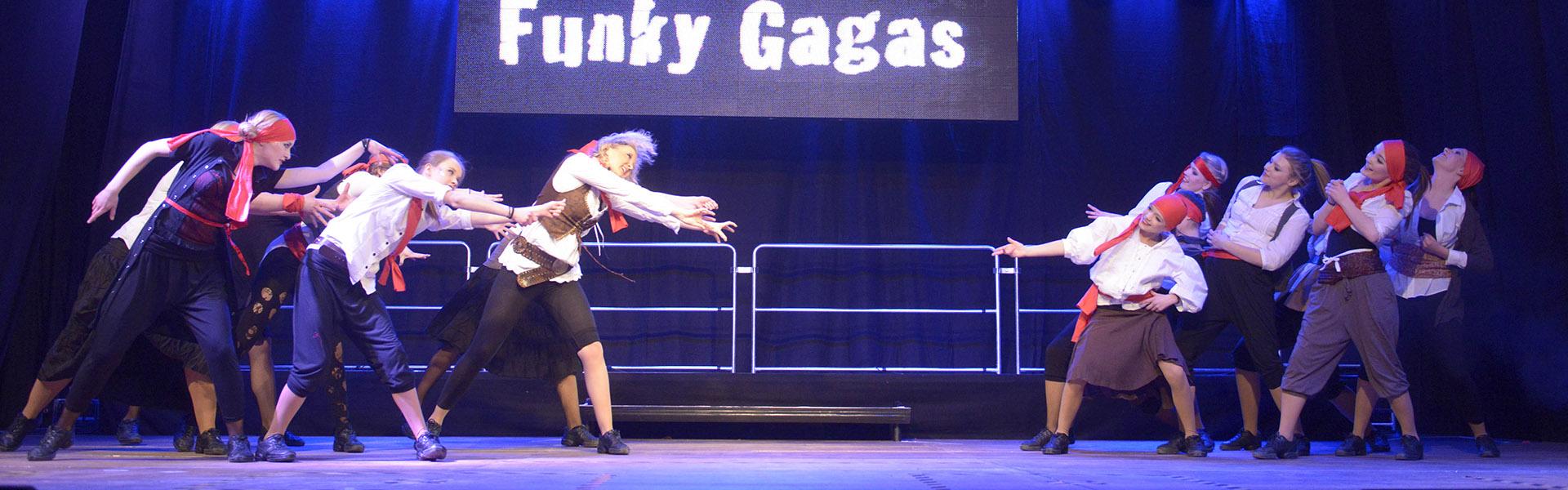 Funky Gaga's